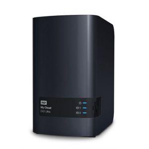 Western Digital WDBVBZ0080JCH - Serveur NAS My Cloud EX2 Ultra 8 To 2 baies Ethernet