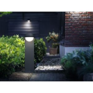 Philips Potelet LED Capricorn - 4000K 1x6W - Anthracite