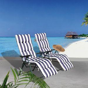 coussin bain de soleil bleu comparer 106 offres. Black Bedroom Furniture Sets. Home Design Ideas