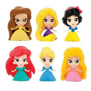 Vivid Fash'ems Disney Princesses - Pack de 6 figurines