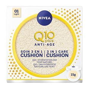Nivea CUSHION Q10 plus - Anti-âge Teinte 01 Light