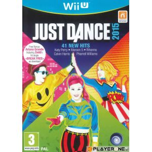 Just Dance 2015 [import europe] [Wii U]