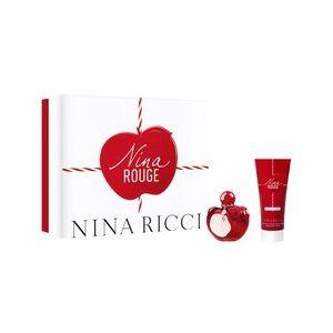 Nina Ricci LES BELLES DE NINA - Coffret Eau de Toilette+lait pour le Corps