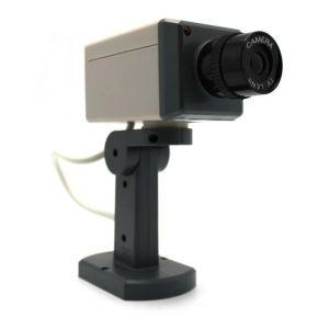 Avidsen 123051 - Caméra factice motorisé avec led et capteur de mouvement