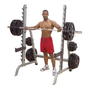 Image de Bodysolid GPR370 - Banc de musculation Multi-press rack Deluxe