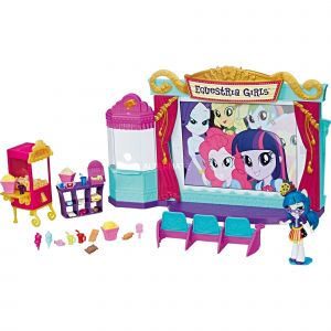 Hasbro My Little Pony Equestria Girls La salle de ciné