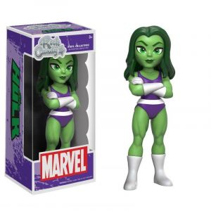 Funko Rock Candy She-Hulk Marvel