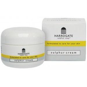 Harrogate Crème au soufre avec Vitamine E et beurre de karité