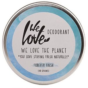 We Love The Planet Déodorant Forever Fresh 48 g