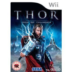 Thor : Dieu du Tonnerre [Wii]