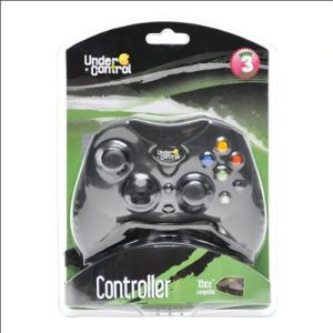 Under Control Manette Xbox