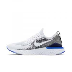 Nike Epic React Flyknit 2 M Chaussures homme Blanc - Taille 42