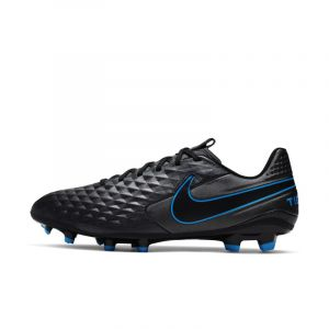 Nike Chaussure de football multi-surfacesà crampons Tiempo Legend 8 Academy MG - Noir - Taille 36 - Unisex