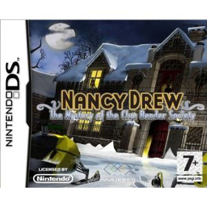 Nancy Drew : The Mystery of the Clue Bender Society [NDS]