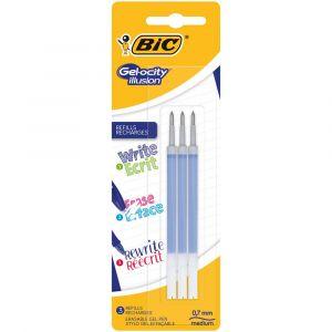 Bic Recharge pour stylo roller Gel-ocity bleu