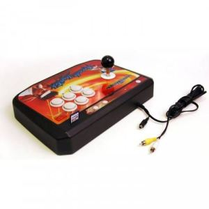 Sega SM-2708 SD - Megadrive / stick arcade de jeux + slot SD + 26 jeux