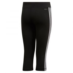 Adidas Collants Equip 3 Stripes - Black / White - Taille 128 cm