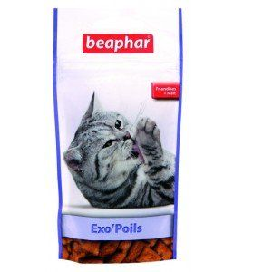 Beaphar Friandises Exo poils au Malt 35 g