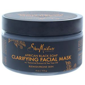 Shea Moisture African Black Soap Facial Mask