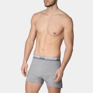 Sloggi Boxer Slim Fit Gris - Taille L;S;XL;2XL