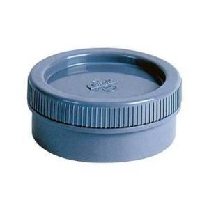 Nicoll FJ - Tampon de visite avec bouchon PVC mâle-femelle diamètre 50