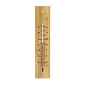 LG Thermomètre en bois 30 cm