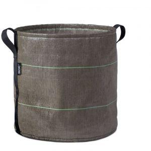 Bacsac Pot pour potager Géotextile 50L Outdoor - Marron - Extérieur