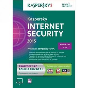 Internet security 2015 [Windows]