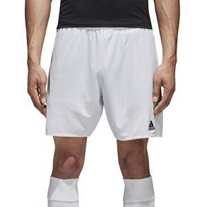Adidas AC5254 Parma 16 Short Blanc/Noir FR : XL (Taille Fabricant : XL)