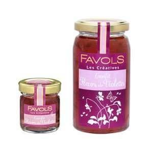 Favols Confit Fleurs de Violettes 270 g - Lot de 3
