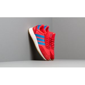 Adidas I-5923 W, Chaussures de Gymnastique Femme - Rouge (Shock Red/True Blue/Gum 3 Shock Red/True Blue/Gum 3) - 40 EU