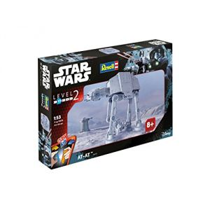 Revell 06715 - Maquette Easy Kit AT-AT Star Wars