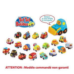Image de Vtech Tut Tut Bolides - Mickey Et Ses Amis - Cabriolet Magique