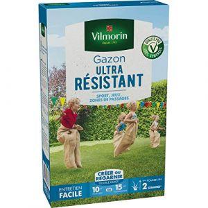 Vilmorin Gazon Ultra Résistant 250gr