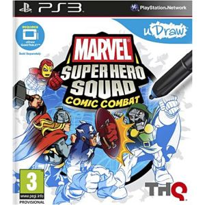 Marvel Super Hero Squad : Comic Combat (tablette) [PS3]