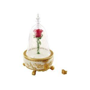 Jakks Pacific Boite à bijoux rose enchantée La Belle et la Bête