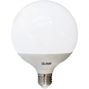 Silamp Ampoule E27 LED 30W 220V G150 - couleur eclairage : Blanc Froid 6000K - 8000K