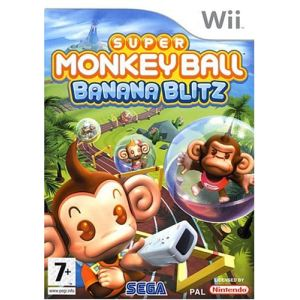 Super Monkey Ball : Banana Blitz [Wii]