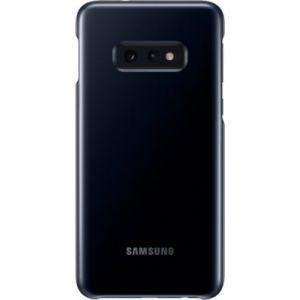 Samsung Coque S10E affichage LED noir