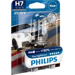 H.Koenig 1 Ampoule PHILIPS H7 RacingVision 12 V