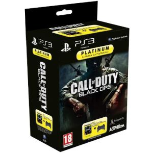 Sony Pack Dual Shock + Call of Duty : Black Ops