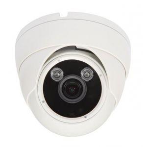 Caméra IP extérieur dôme IR Eagle Eyes ets poe antivandalisme