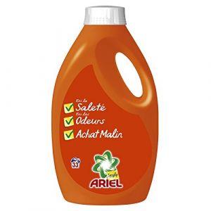 Ariel Simply Lessive liquide Régulier 33 lavages 2,145 L - lot de 2