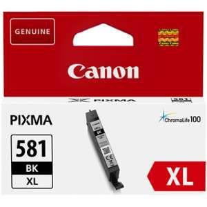 Canon CLI-581 XL BK black