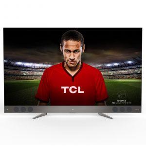 """TCL Digital Technology TCL U65X9026 - Téléviseur QLED 4K Ultra HD 65"""" (165 cm) 16/9 - 3840 x 2160 pixels - HDR - Wi-Fi"""