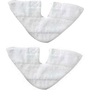 Simeo 500970250 - Pack 2 lingettes triangulaires pour Nettoyeur NT236