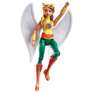 Mattel Figurine DC Super Hero Girl : Hawkgirl