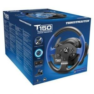 ThrustMaster Volant + Pédalier T150 RS PS4 et PS3