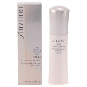Shiseido Ibuki - Emulsion hydratante protectrice SPF 15