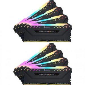 Corsair Vengeance RGB DDR4 8 x 8 Go 3466 MHz CAS 16